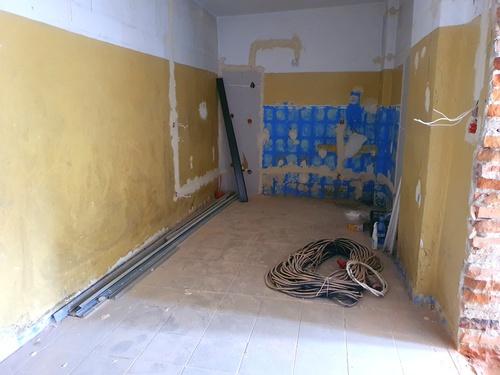 Galeria Łososiowice kolejny etap