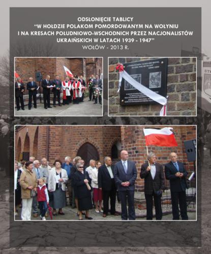 """Galeria Wystawa """"Z Kresów do Wołowa"""""""
