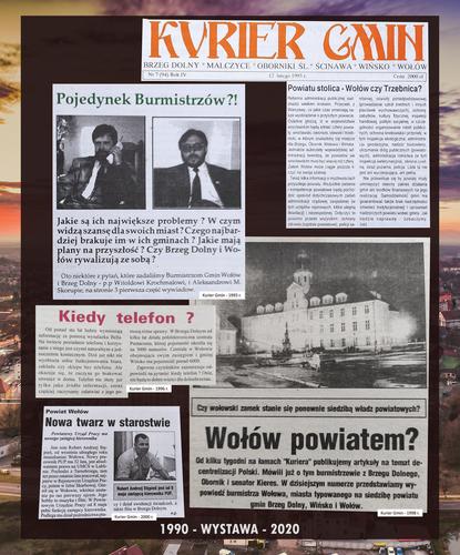 Galeria 30-lecie samorządu terytorialnego w Gminie Wołów