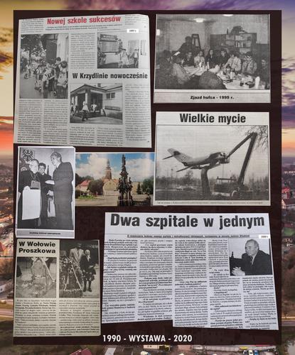 Galeria 30 lat samorządu terytorialnego w gminie Wołów